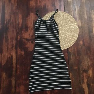 Brandy Melville Ribbed tank dress